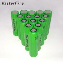 MasterFire 18PCS/LOT 100% Original VTC6 3.7V 3000mAh 18650 Lithium Battery 30A Discharge For Sony US18650VTC6 Flashlight Tools liitokala 3pcs lot 100% original vtc6 3 6v 18650 3000mah battery us18650 vtc6 30a e cig battery