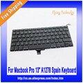 """НОВЫЙ Для Macbook Pro 13 """"A1278 2009-2012 Испания Клавиатуры"""