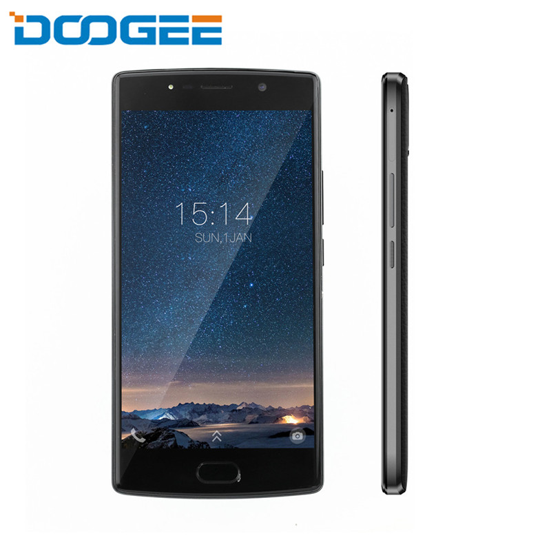 DOOGEE BL7000 4GB 64GB 4G smartphone android 7 MT6750T Octa-Core 5.5 FHD 13MP 3 Camera 7060mAh superbattery 12V 2A fast Charge