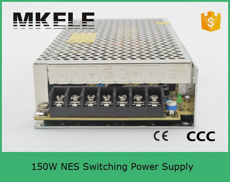 new product light weight 150w high efficiency low costs 15v 150w NES-150-15 10A single out metal case CE switching power supply