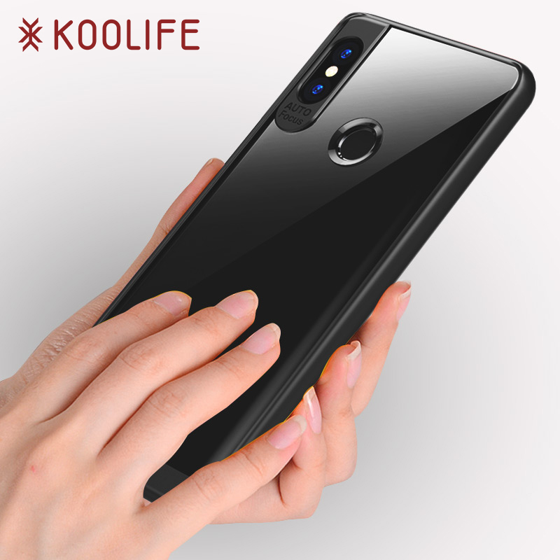 <font><b>Case</b></font> for Xiaomi Redmi Note 5 <font><b>Case</b></font> KOOLIFE <font><b>Brand</b></font> <font><b>Phone</b></font> <font><b>Case</b></font> for Redmi Note5 <font><b>Cases</b></font> <font><b>Luxury</b></font> PC Back Cover for Redmi Note 5 pro Cover