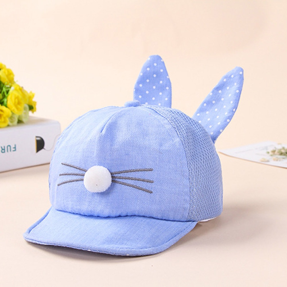Hats & Caps Baby Hat Soft Beanie Blend Cotton Cartoon Floral Infant Boys Girls Cap Cute Newborn Infant Head Protector Warm Universal 0-6 M A Great Variety Of Models