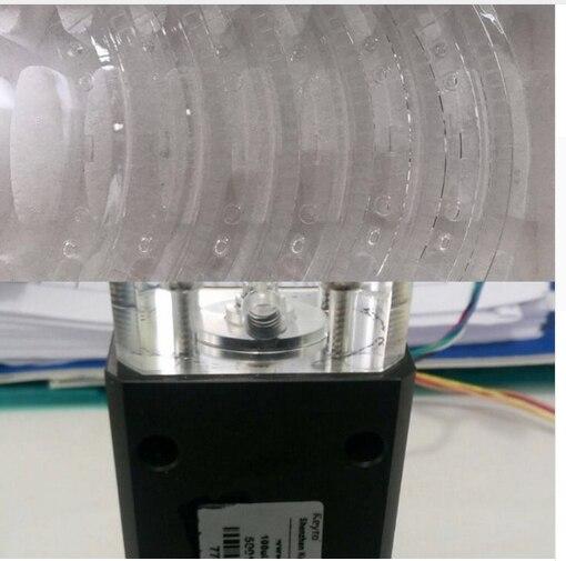 Pour la pompe à seringue Dirui 100uL, cs-240, cs-300, cs-400, analyseur de chimie de cs-600 nouveau + cuvette pour analyseur de chimie de cs-240
