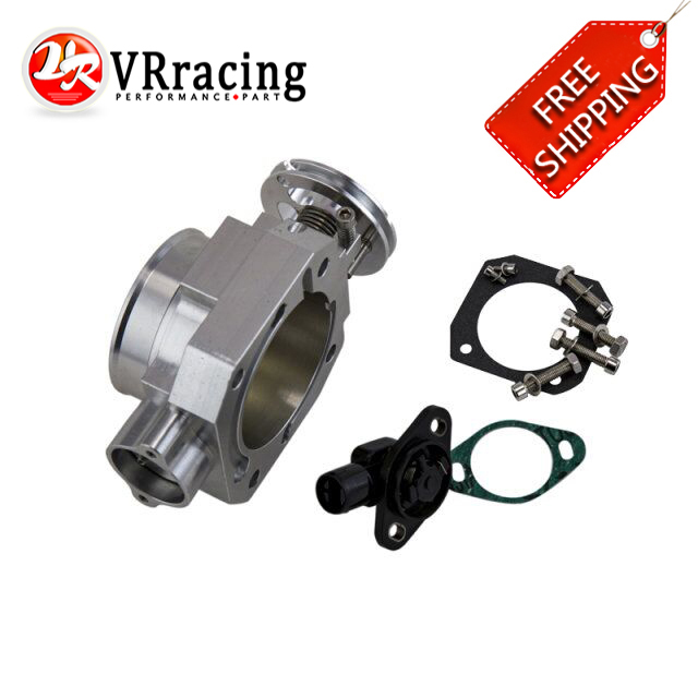FREE SHIP 70MM THROTTLE BODY+TPS THROTTLE BODY POSITION SENSOR FOR HONDA B16 B18 D16 F22 B20 D/B/H/F EF EG EK DC2 H22 D15 D16  цены