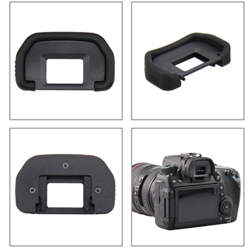 Rubber Eyecup EB for Canon EOS 40D 50D 60Da 60D 70D 6D 5D 5D