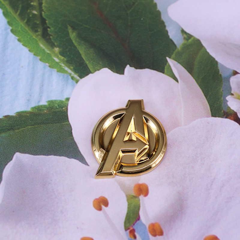 Avengers Infinity War Pin Penggemar Marvel Dekorasi