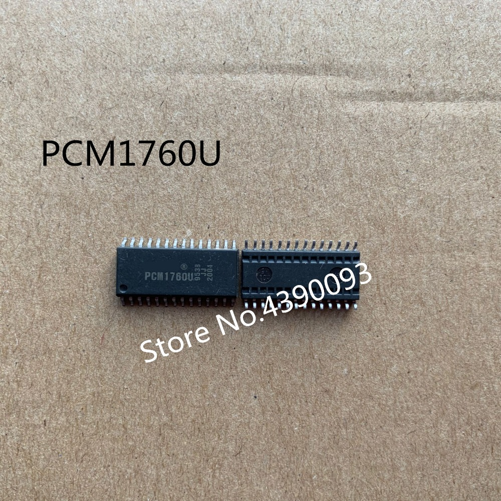 10 pcs/lot PCM1760U10 pcs/lot PCM1760U