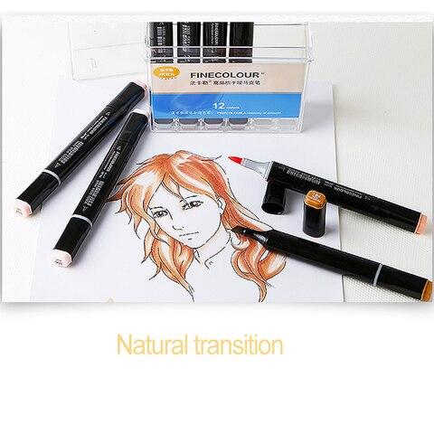 marcador para o escova marcadores manga animacao pintura