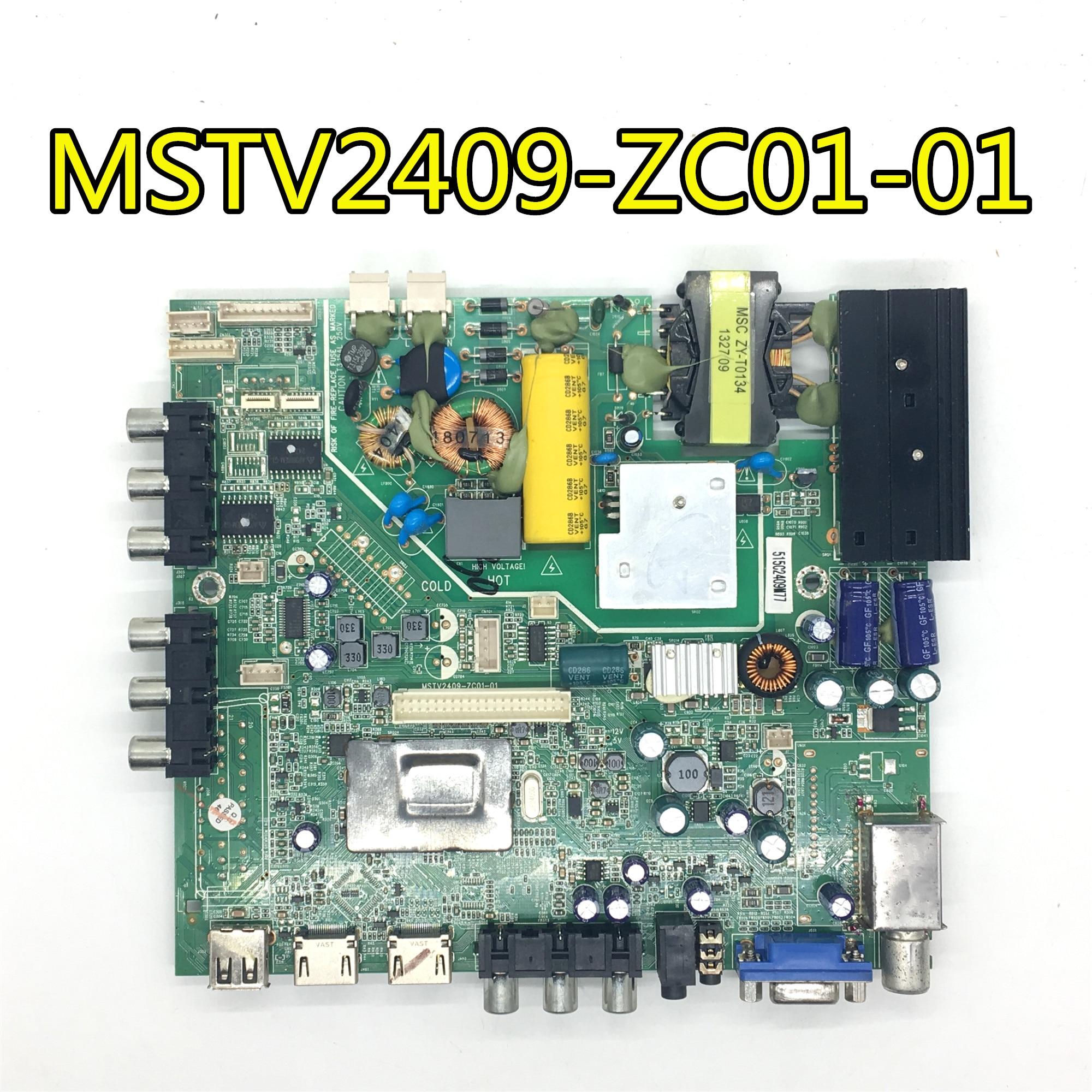 Tela de Teste para Haier Motheboard 100% Le32d8810 Mstv2409-zc01-01 Lsc320an02