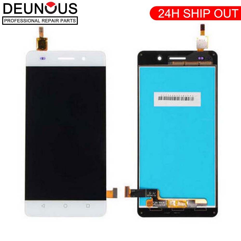 New 5 inch <font><b>LCD</b></font> Display <font><b>Touch</b></font> Screen Digitizer Assembly <font><b>For</b></font> <font><b>Huawei</b></font> <font><b>Honor</b></font> <font><b>4C</b></font> / G Play Mini CHC-U01 CHC-U03 CHC-U23 image
