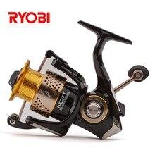 100% Original RYOBI ญี่ปุ่น LEGEND (SLAM) Spinning ตกปลา Reel 6BB 5.0: 1 5.1: 1 Molinete Para Pesca Spinning Reel Moulinet Peche