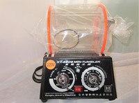 kt6808 220V Jewelry Making Tools Rotary Polishing Machine Rotary Tumbler 3kg Capacity Jewelry Tumbler Polisher Magnetic Polish