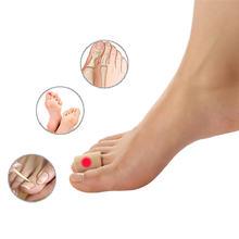 Горячий гелевый корректор для облегчения большого пальца ноги