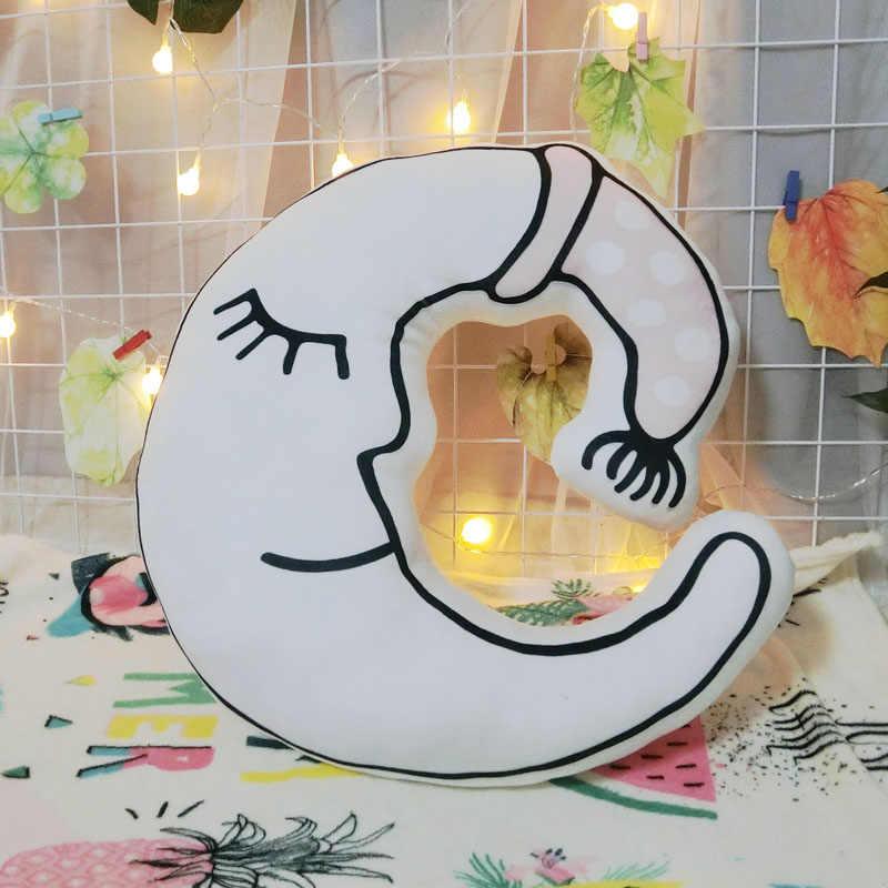 Lindo suave felpa bebé juguete almohada adorable estrella Luna pájaro unicornio peluche animal regalos para niños amigos regalos de navidad hogar decoración