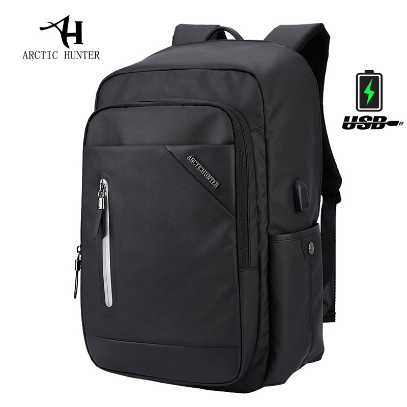 Arctic Hunter Anti-theft Male Waterproof 15.6inches Laptop Casual Business Men's Computer Backpack Shockproof Computer Bag Men
