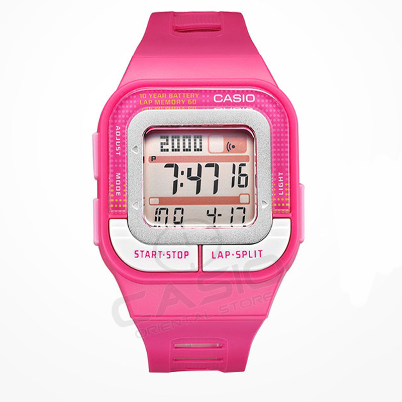 c3cdb646e0f Casio watch Fashion Sports Watches Waterproof Wristwatches Women Digital  Watch Multifunction resin band Relogio Feminino SDB 100-in Children s  Watches from ...
