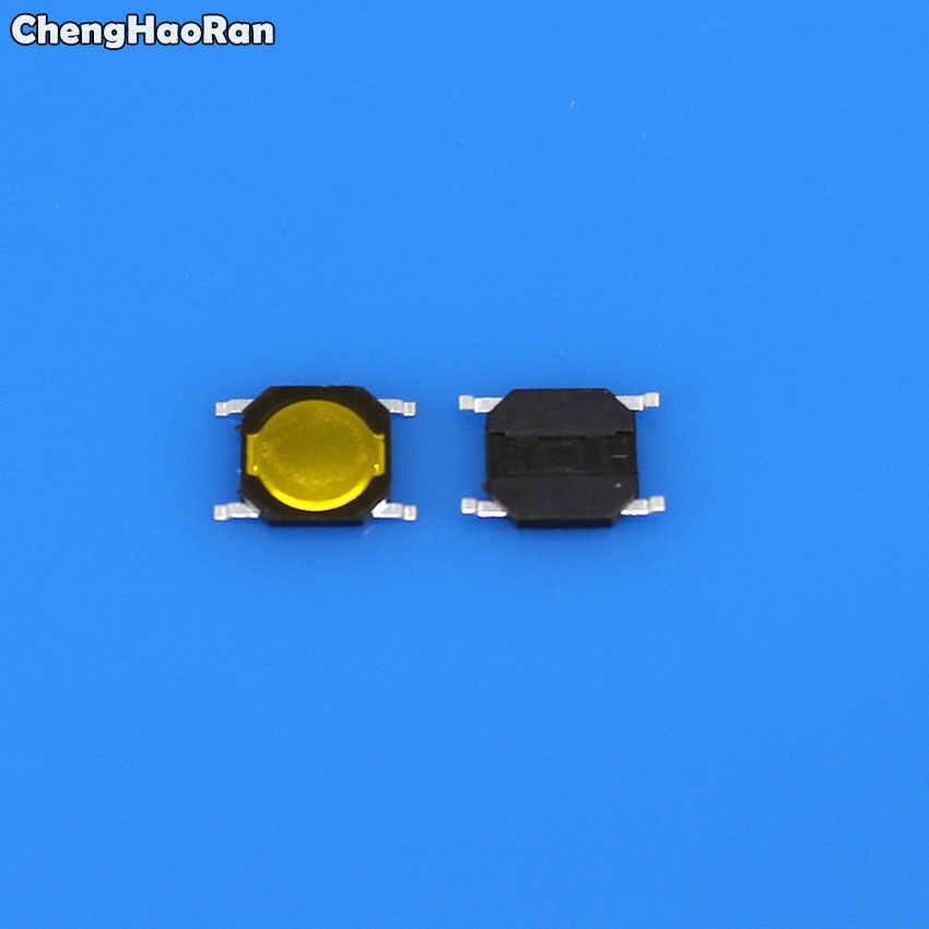 ChengHaoRan 10-100 sztuk Micro Switch2 3 przycisk klucz pasuje do Renault Laguna Megane kart inteligentnych malownicze, 4x4x0.8mm/5x5x0.8mm