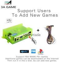 Pandora Box 6 vga and hdmi output family version 1300 in 1 Jamma Mutli Game Board Original Pandora's Box 6 Arcade Jamma