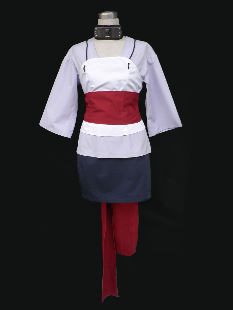 Cartoon Character Costumes Naruto Temari Cosplay Costume 2nd Version