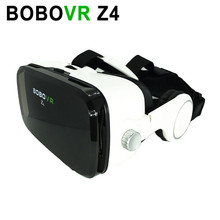 2016 BOBOVR Z4 VR 3d Glasses Smartphone Phone Virtual Reality cardboard Glasses helmet  For 3.5 – 6.0 inch