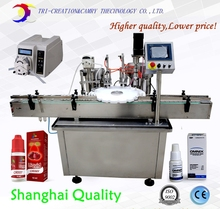 machine,CE capping filling pump,eye