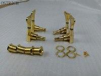 Bass Tuning Pegs Keys Tuners Machine Heads 2R2L ,4R,4L Black