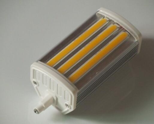 High quality 118mm led r7s lamp 15w cob led r7s light for R7s 150w led