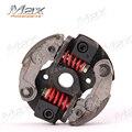 44 - 6 характеристики двигателя клатч мини-мото мотор двухтактный карманный грязь ямы на квадроциклах багги 47cc 49cc части бесплатная доставка