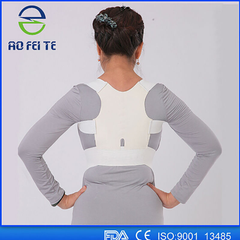 Medical Corset Upper Back Braces Magnetic Posture Corrector for Women Corrective Underwear Back Therapy AFT-B001