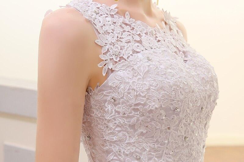 QQ Lover 2018 Högkvalitativ Ballkjole Bröllopsklänning Alibaba - Bröllopsklänningar - Foto 6