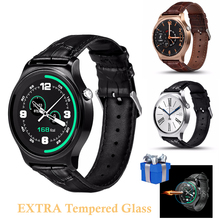 Ulefone GW01 Smart Watch MTK2502 Bluetooth 4.0 Heart Rate Monitor Pedometer IPS Screen Smartwatch for Android iOS