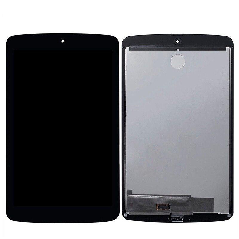 H nouveau pour LG G Pad F 7.0/LK430 écran LCD et numériseur montage complet (noir)