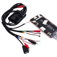 Nueva Batería de Activación Activar Placa Tablero de Carga cable de carga para el iphone 7/7 Plus/6 s/6 s Plus herramienta de reparación de teléfonos móviles