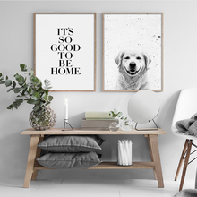Minimal Animal Canvas Paintings Black White Wall Art Nordic Posters Prints Pictures For Living Room Home Decor No Frame