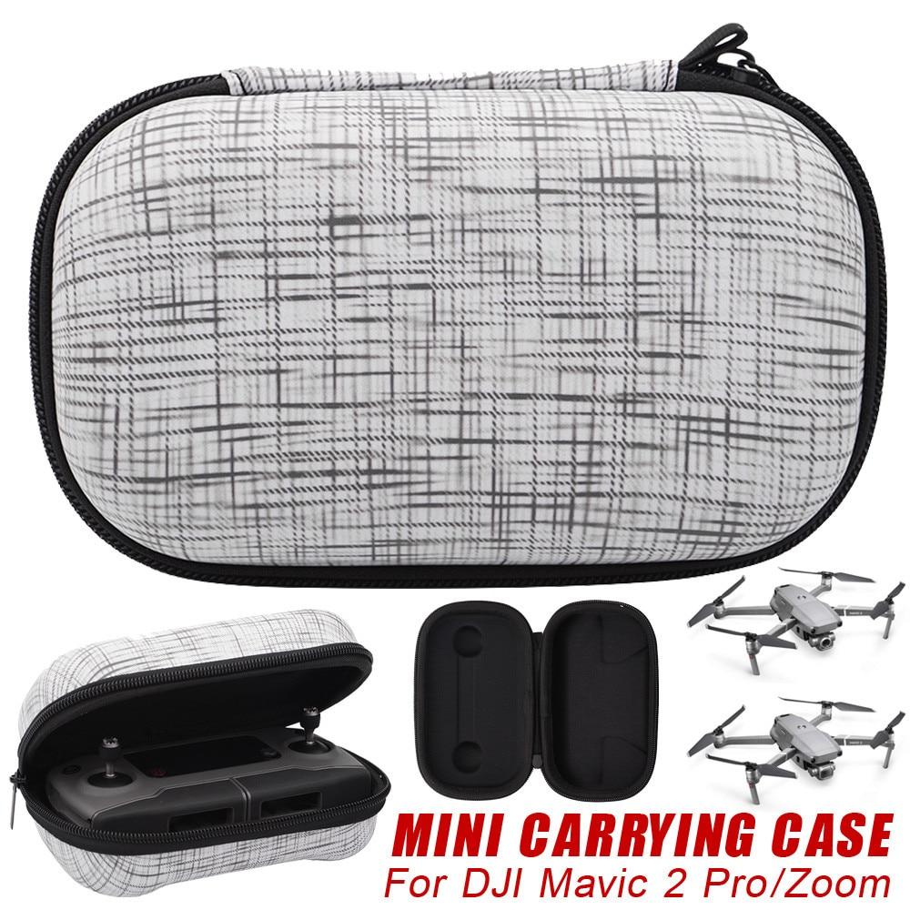 Portable Storage Bag For DJI Mavic 2 Remote Control Strorage Carrying Case Travel Case Bag Storage Bags Drop Shipping 624#2