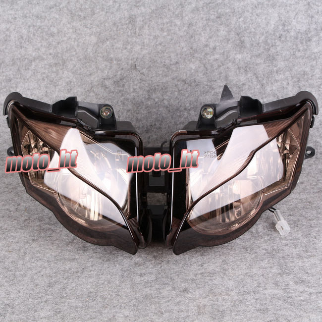 Front Headlight Headlamp Assembly For Honda CBR1000RR 2008 2009 2010 2011 Head Light Lamp 08 09 10 11 Smoke