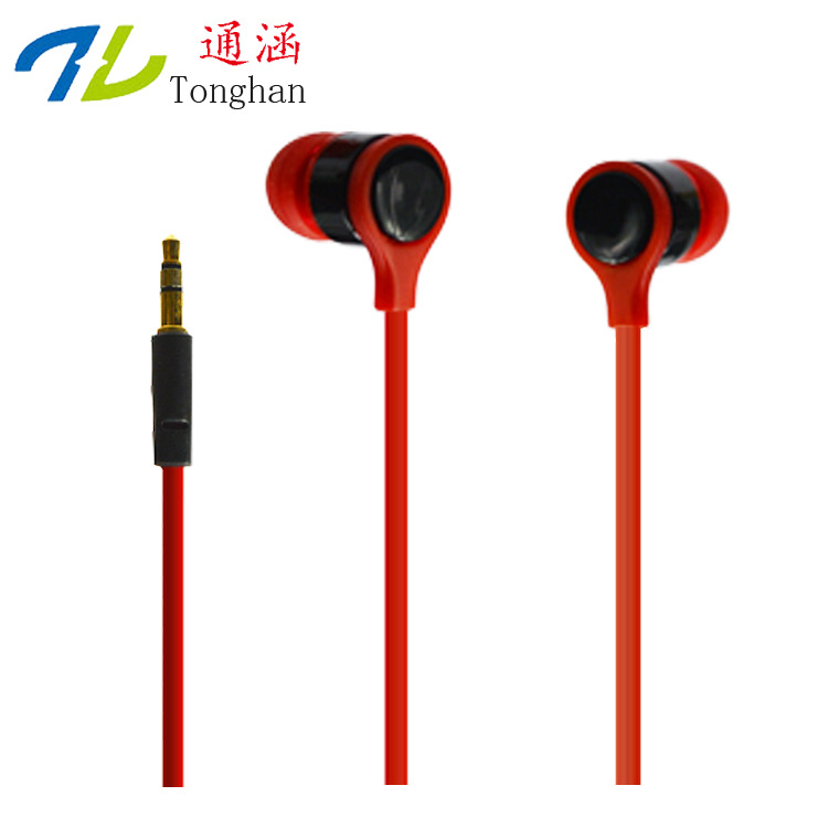 8889 3.5mm Earphones Headsets Stereo Earbuds For mobile phone MP3 MP4 For PC