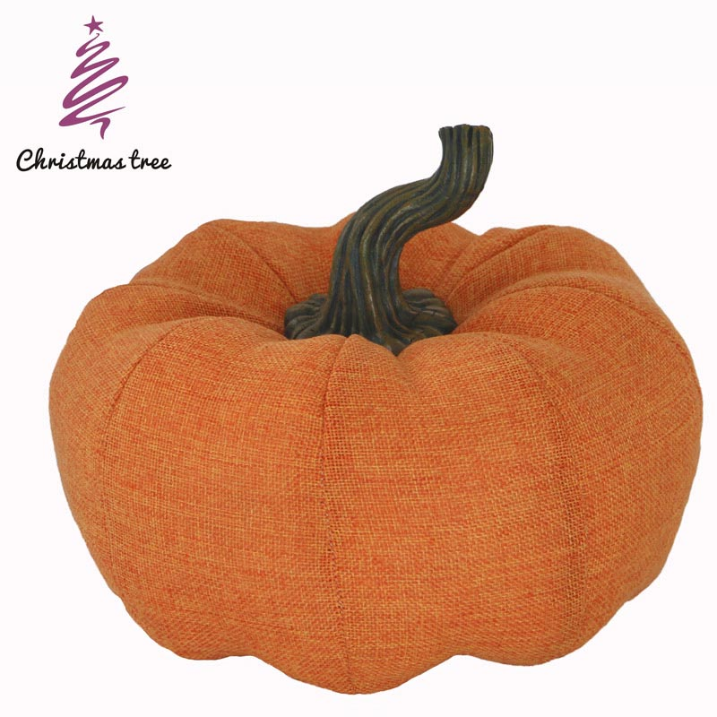 2017 Halloween gift new high quality pumpkin doll home decoration gift