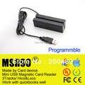 USB MSR90 Swiper POS lector de tarjetas