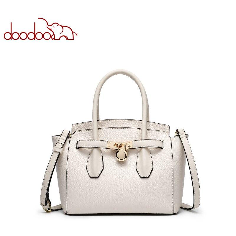 цена на DOODOO Brands Women PU Leather Handbags Wings Bag Female Shoulder Messenger bag Ladies Crossbody Bags Tote Bag Sac a Main