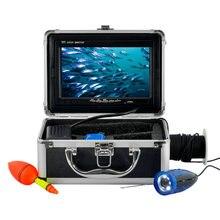 """""""Кабель 15м камера 1000tvl подводные камеры Рыбалка монитор 7"""""""" TFT цветной ЖК-монитор 12 наивысшая Мощность СИД свет Водонепроницаемый Рыбалка Искатель"""""""