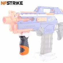 NFSTRIKE שונה חלק אוניברסלי אחיזה Nerf N- שביתה עילית סדרת אביזרים אוניברסלי אחיזה עבור Nerf צעצוע Gun 2018 חדש