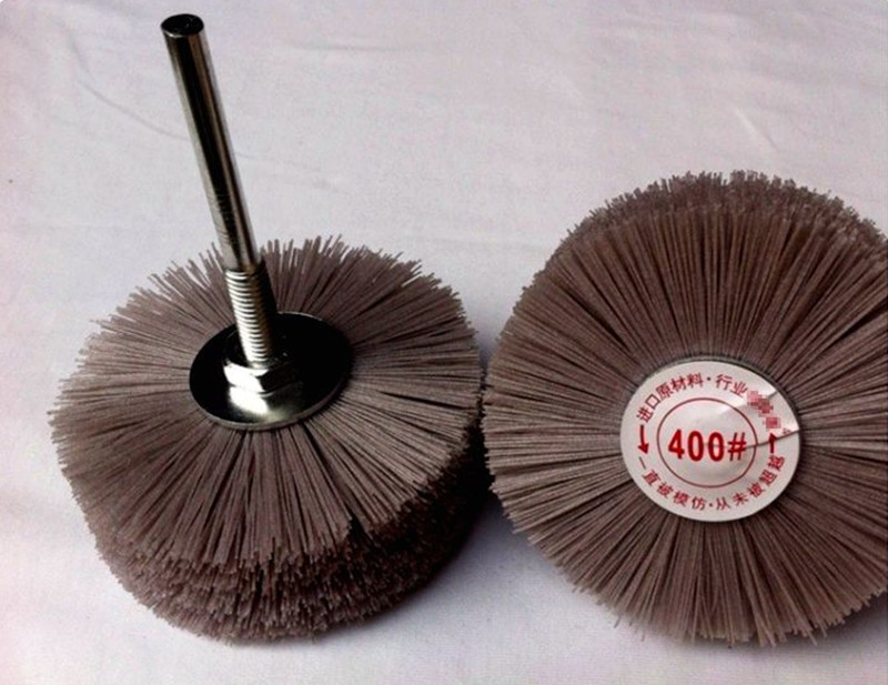 6mm schacht die Schurende Houten Meubilairwortel Carving Relief - Schuurmiddelen - Foto 6