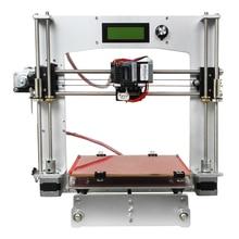 Geeetech Reprap Prusa I3 3D Принтер Полный Алюминиевая Рама Высокая Точность DIY Комплекты для Печати с Высоким Разрешением ЖК-