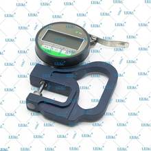 ERIKC Maual مقياس ميكرومتر الفرجار E1024080 الحشوات سمك طوقا غسالة أدوات قياس