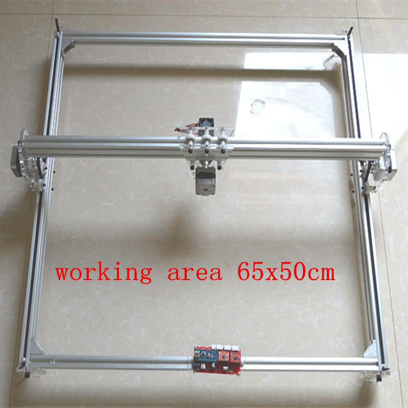2000MW CNC laser engraving machine laser cutting machine engraving area 50x65cm Mini laser engraving machine engraving speed