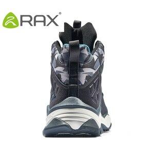 Image 4 - Мужские кроссовки RAX, легкие, амортизирующие, противоскользящие, для походов, альпинизма, походов
