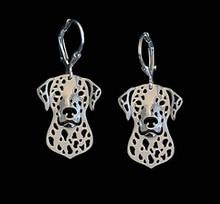 Livraison dalmatiennes directe-boucles d'oreilles