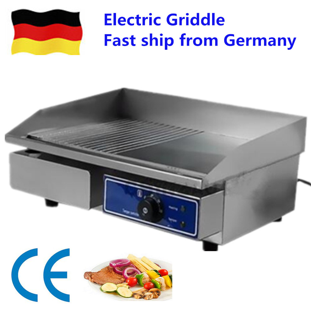 cheap Household Barbecue Meat Pan Grill Electric Griddle Germany stock mastering barbecue