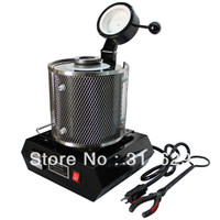 New Type Black Color Electric Melting Furnace Jewelry Tools and Equipment Jewellery Tools Capacity 3kg Melting Furnace